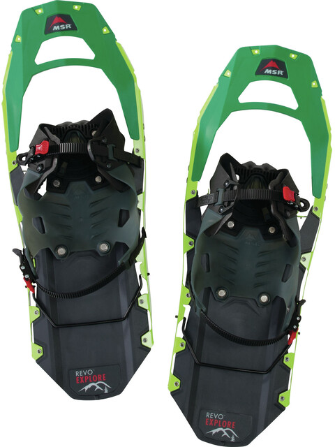 MSR Revo Explore 22 Snowshoes Men Spring Green